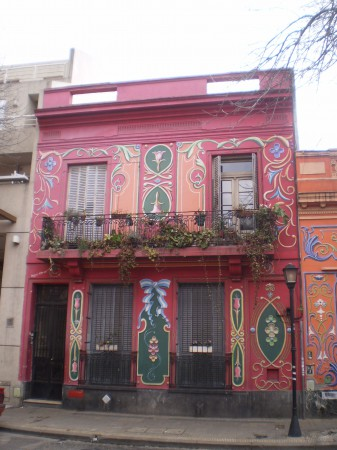 Fileatado Porteño, Calle Jean Jaures
