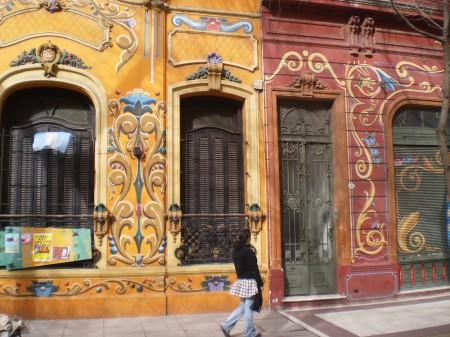 Casa Fileatada, Calle Jean Jaures