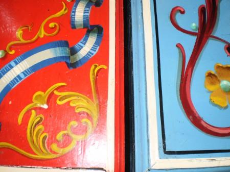 Detail, Parilla table