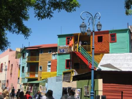 Conventillos, La Boca