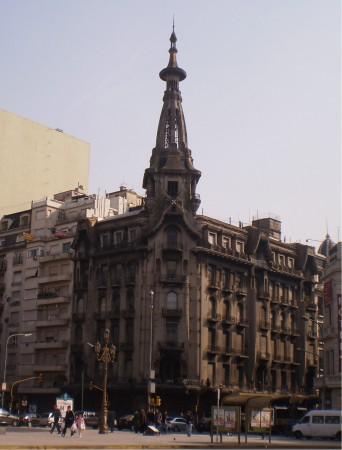 Confiteria del Molino, Buenos Aires