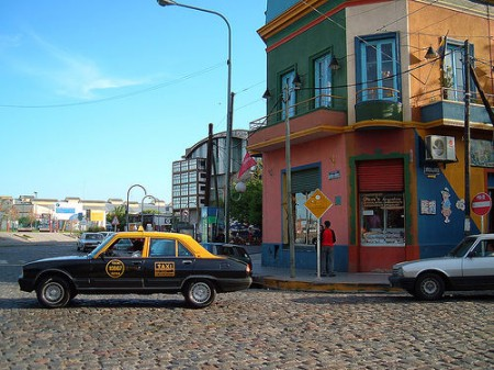 Buenos Aires Taxi