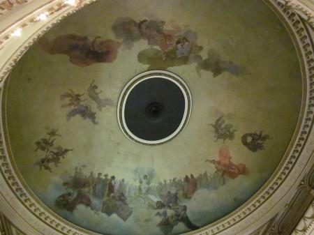 The Ceiling, El Ateneo