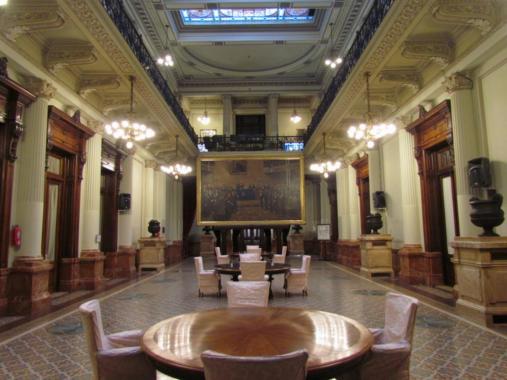 Salon De Los Pasos Perdidos Buenos Aires Local Tours