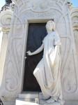 Tomb of Rufina Cambaceres, Recoleta Cemetery