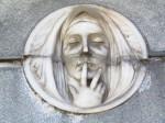 Tomb detail, Recoleta Cemetery
