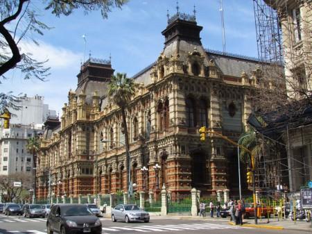 Palacio de Aguas Corrientes, Buenos Aires