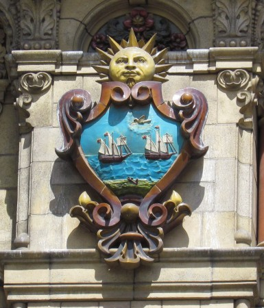 Buenos Aires City Coat of Arms