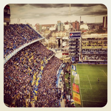 Football tours in Buenos Aires