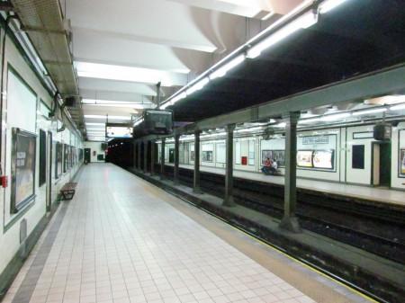 Castro Barros station, Subte Line A
