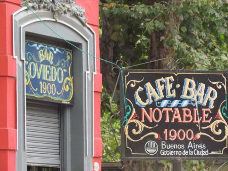 Bar Oviedo, Mataderos