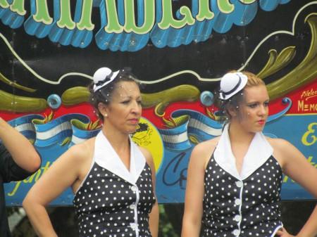 Tango Dancers, Mataderos