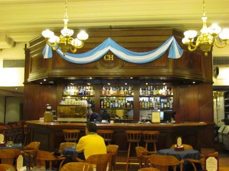 Confiteria del Hotel Castelar