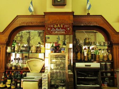 The bar, Los Galgos
