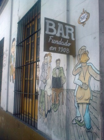 Bar Carlitos, San Cristóbal