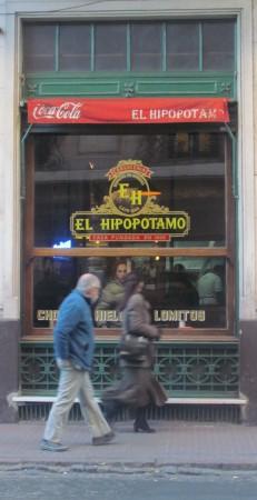 El Hipopótamo, San Telmo