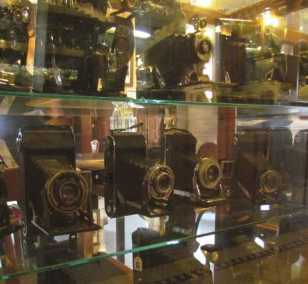 Museo Simik, Bar Palacio, Chacarita
