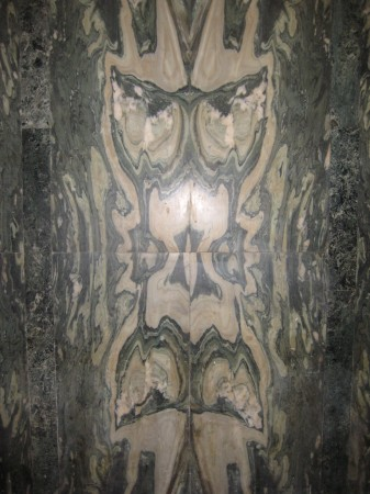 Symmetrical Walls
